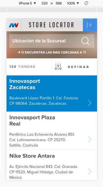Innova Sports Store Locator