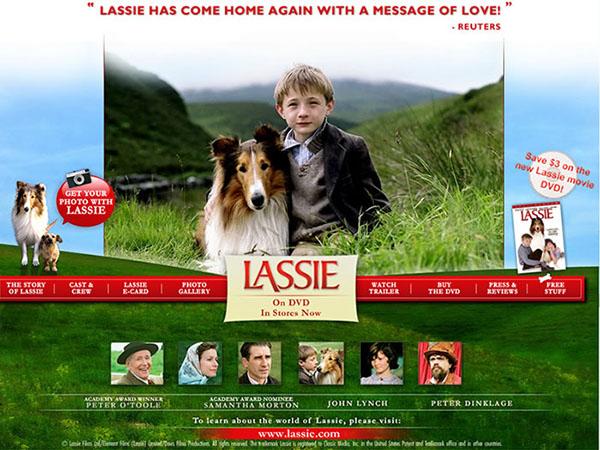 [Flash] Lassie The Film