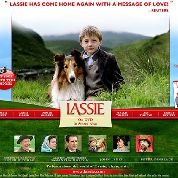 Thumbnail for [Flash] Lassie The Film