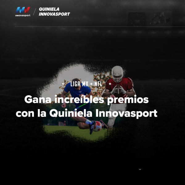 Thumbnail for Quiniela Innova Sport